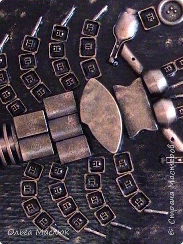 Картина для сестры (она по гороскопу скорпион), размер 40х60 см. фото 8