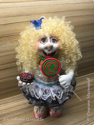 Куколка сластёна!🍭🍭🍭 фото 1