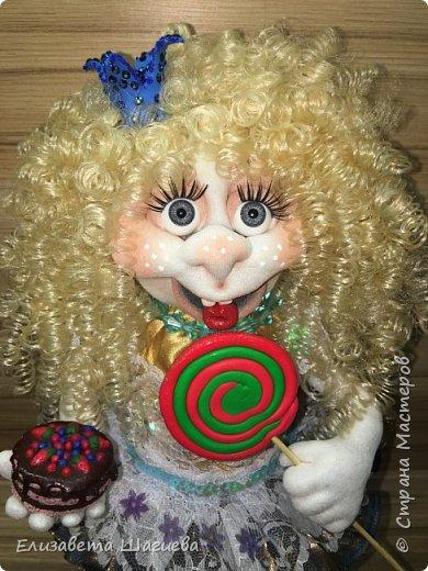 Куколка сластёна!🍭🍭🍭 фото 2
