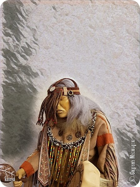 Пошаманим...его зовут Айдын, алтайский шаман... фото 4