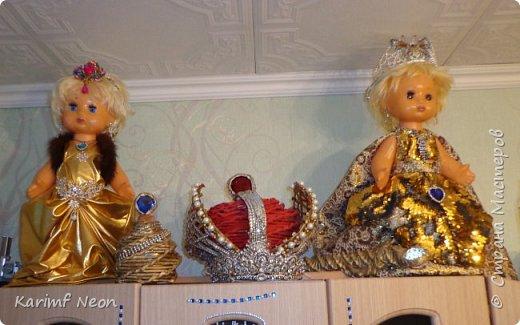 Делаю запись просто для того, чтобы показать какие платья с сшил своим любимым куклам. фото 6