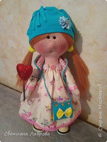 Кукла- Люсечка