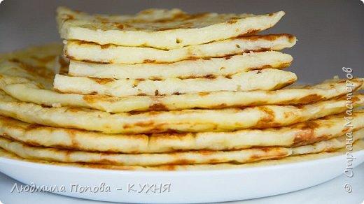 Съедаются, не успевая Остыть! Быстрый Завтрак «на Ура» - Как приготовить Сырные лепешки на сковороде
