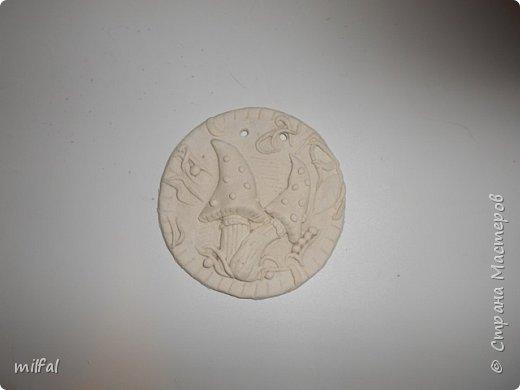 Гипсовая основа.Материал-солёное тесто. фото 10