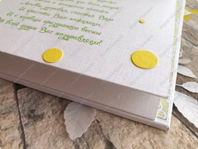 """Мне кажется, что уже каждая мастерица делала """"цветочные конвертики"""", а я в отстающих:)  Продолжаю показывать содержимое заказа. фото 7"""