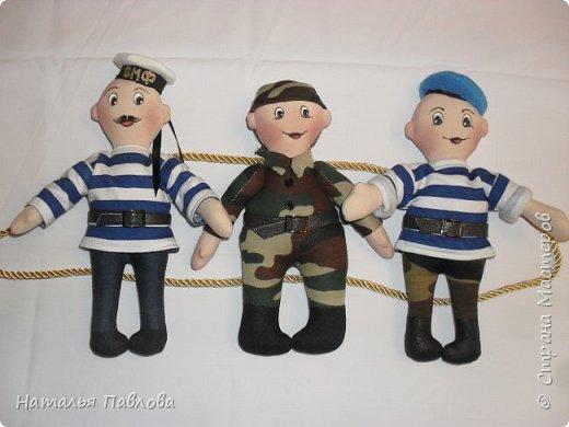 просто сувенирные куклы в подарок мужчинам