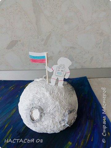 Поделка к дню космонавтики фото 3
