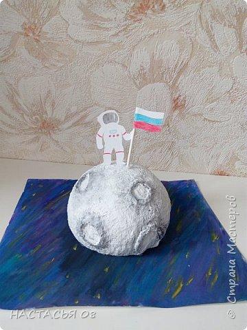 Поделка к дню космонавтики фото 1