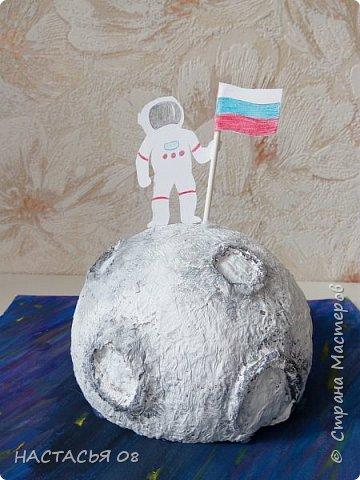 Поделка к дню космонавтики фото 2