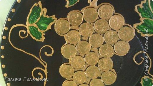 Накопилось монет . дисков .наделано деревьев денежных .решила попробовать что то еще . фото 2