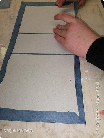 Что понадобилось для работы: 1. Картон (размер 0,3мм) 2. Оберточная бумага  3. Декоративные элементы из металла , чем  украсить коробку. 4. Клей для бумаги (ПВА, Момент Кристалл или любой другой, прочный) 5. Ножницы 6 Линейка,карандаш  Как сделать коробку,,,,Действий много, но награда не заставит себя ждать.  Для начала я вырезала картон необходимого размера  -крышку, днище   - заднюю  стенку  -для стенок понадобилось три детали  фото 2