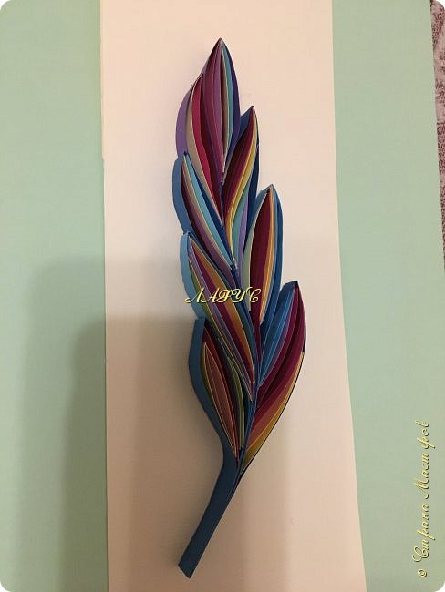 Захотелось разноцветного и яркого Paper Zen - Cecelia Louie  В ЮТУБЕ ПОДСКАЗОЧКА)   фото 3