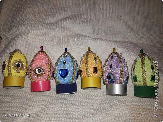 К светлому празднику Пасхи создались у меня такие вот подарки родным, с которыми мы по традиции соберемся в доме родителей мужа фото 4