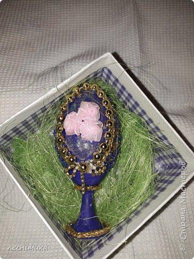 К светлому празднику Пасхи создались у меня такие вот подарки родным, с которыми мы по традиции соберемся в доме родителей мужа фото 2