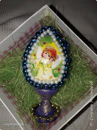 К светлому празднику Пасхи создались у меня такие вот подарки родным, с которыми мы по традиции соберемся в доме родителей мужа фото 1