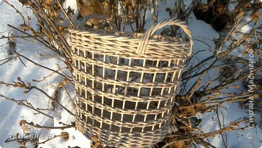 Добрый день Страна! Добрый день Всем! Сегодня в моем посте корзинки. Плелись в разное время года и для разных нужд. фото 7