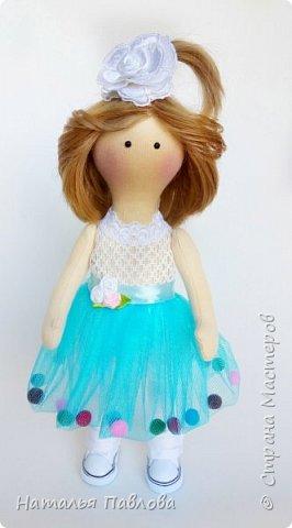 бабушка заказала куклу для внучки по ее фото...