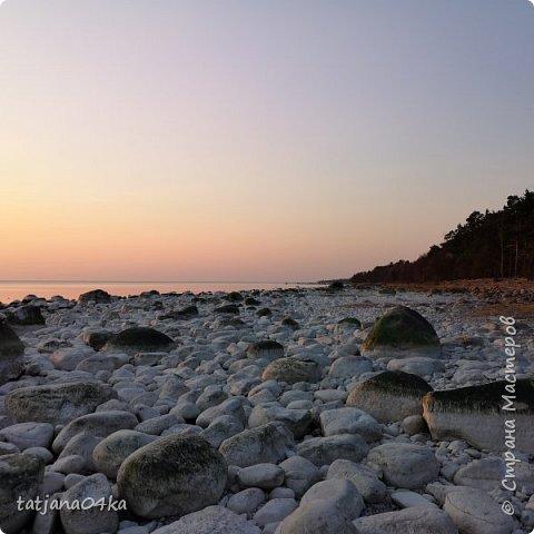 Хочется поделиться очередной порцией фотографий ,,,вчерашняя прогулка по морю,,,И этот фоторепортаж о том, каким выглядим пляж Балтийского моря,,в одном месте он может быть песчаным ,а в другом прямо утопает в булыжниках,,, фото 17