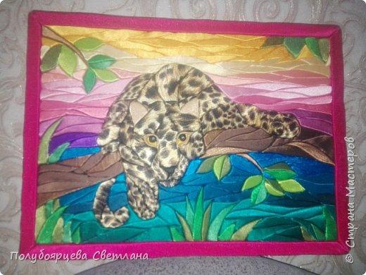 Леопард отдыхает фото 2