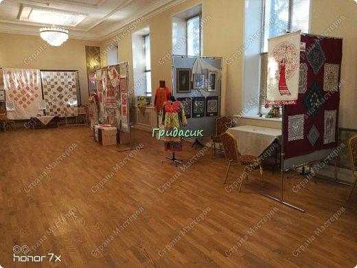"""Здравствуйте, соседи! Сегодня хочу с вами поделиться восторженными впечатлениями от выставки, которая проходит в нашем ДК """"Чайка"""". Выставка называется """"Самарский гипюр 2019"""", вход - бесплатный. Впечатления - самые восторженные. фото 9"""