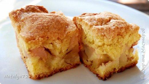 Обалденный Яблочный Пирог из песочного теста за 10 минут!