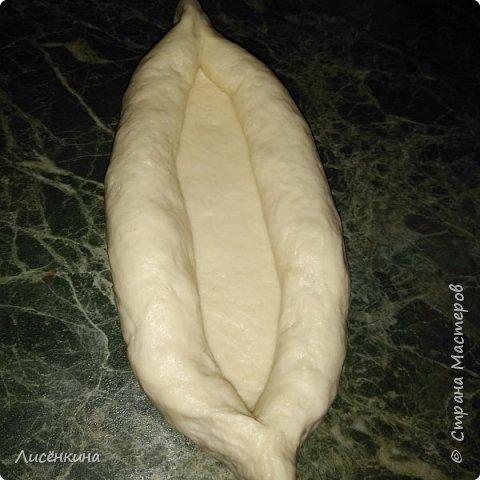 Добрый день мастера и мастерицы. Сегодня хочу рассказать вам как приготовить очень вкусное и красивое блюдо Хачапури по Аджарски. Готовить очень просто. Совсем не затратно. Но  результат просто суперский. фото 10