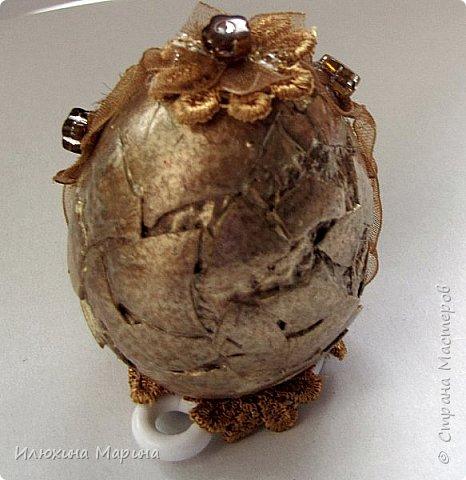 Всем привет!!!! Решила поделится своими декоратив.яйцами,которые делала на Пасху друзьям.А что получилось-судить вам!!!!! фото 14