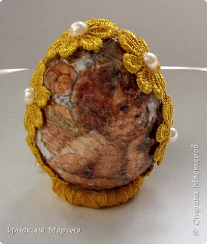 Всем привет!!!! Решила поделится своими декоратив.яйцами,которые делала на Пасху друзьям.А что получилось-судить вам!!!!! фото 19