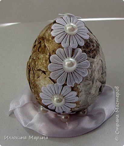 Всем привет!!!! Решила поделится своими декоратив.яйцами,которые делала на Пасху друзьям.А что получилось-судить вам!!!!! фото 18