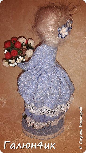Всем жителям доброго дня!!! Я к вам со своим новым увлечением....это куклы из запекаемого пластика... фото 7