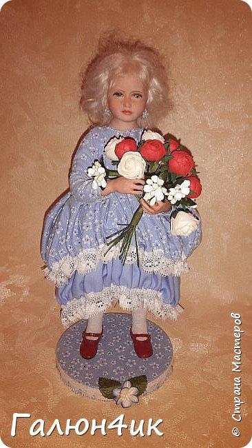 Всем жителям доброго дня!!! Я к вам со своим новым увлечением....это куклы из запекаемого пластика... фото 6