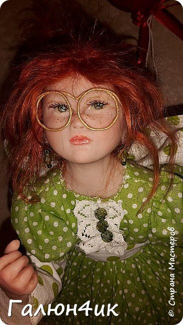 Всем жителям доброго дня!!! Я к вам со своим новым увлечением....это куклы из запекаемого пластика... фото 2