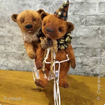 Ехали медведи на велосипеде....  фото 2