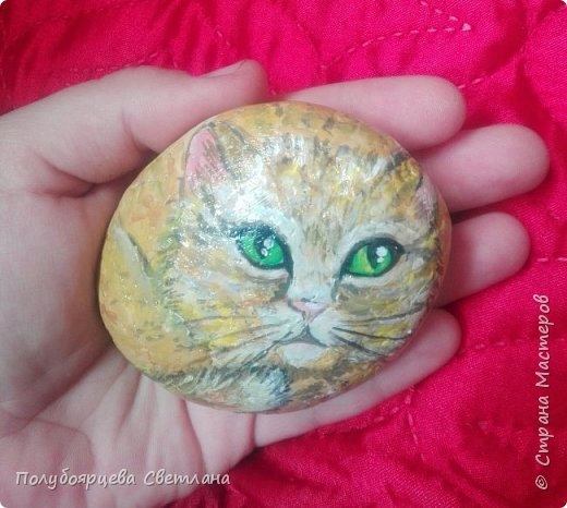 рисунки на камнях фото 14