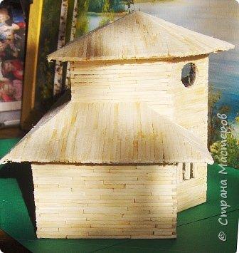 Башня Пеполи (Pepoli) г. Эриче, о. Сицилия, Италия. Размер 25х27х22 см. фото 111