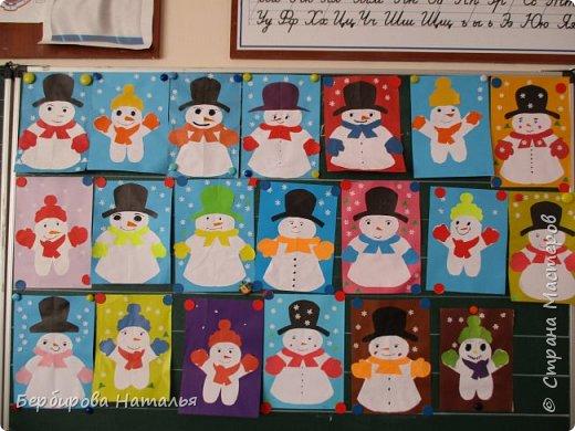 Снеговички фото 1