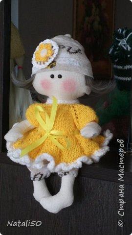 Попробовала вязать наряды для кукол.. И вот что у меня получилось.. фото 1