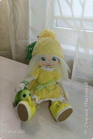 Попробовала вязать наряды для кукол.. И вот что у меня получилось.. фото 5