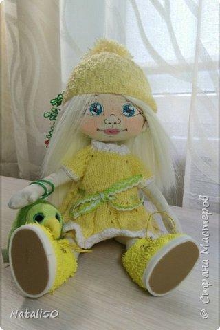 Попробовала вязать наряды для кукол.. И вот что у меня получилось.. фото 4