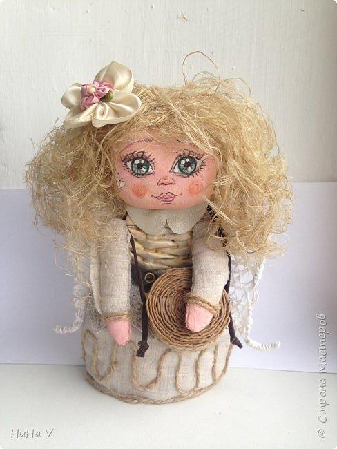 Девочка-ангел фото 2