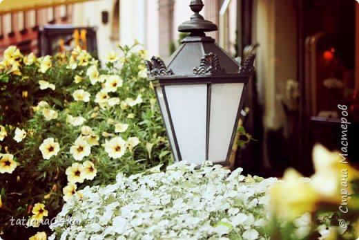 Есть у меня небольшое хобби,,привозить с каждого путешествия ,с каждой поездки фонарики,,,или уличное  освещение,,В этот раз побывала в Польше,,,и вот с Кракова  привезла тоже  ,,,,, фото 1