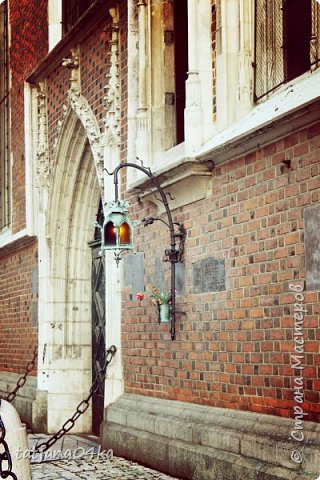 Есть у меня небольшое хобби,,привозить с каждого путешествия ,с каждой поездки фонарики,,,или уличное  освещение,,В этот раз побывала в Польше,,,и вот с Кракова  привезла тоже  ,,,,, фото 3