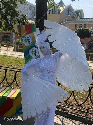 """Вчера, 31 сентября, отмечалось 865-летие города Дмитрова! Нашим Домом культуры было создано несколько образов для аллеи """"оживших статуй"""".  фото 13"""
