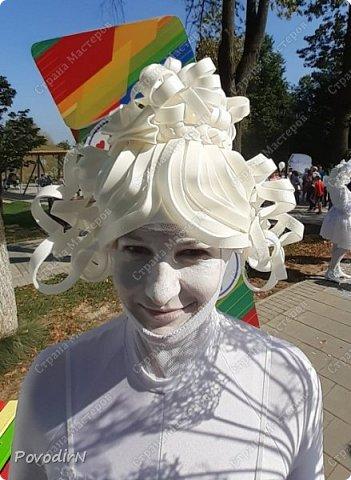 """Вчера, 31 сентября, отмечалось 865-летие города Дмитрова! Нашим Домом культуры было создано несколько образов для аллеи """"оживших статуй"""".  фото 2"""