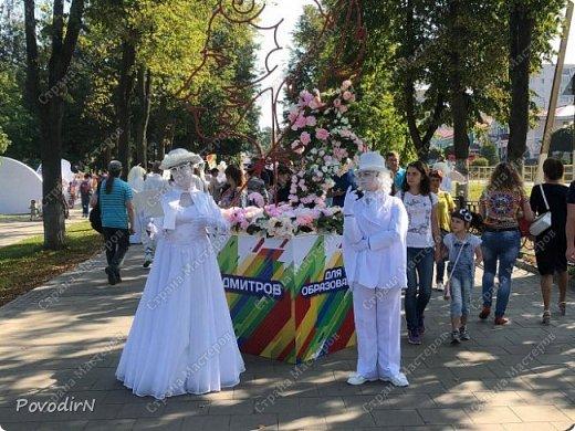"""Вчера, 31 сентября, отмечалось 865-летие города Дмитрова! Нашим Домом культуры было создано несколько образов для аллеи """"оживших статуй"""".  фото 32"""