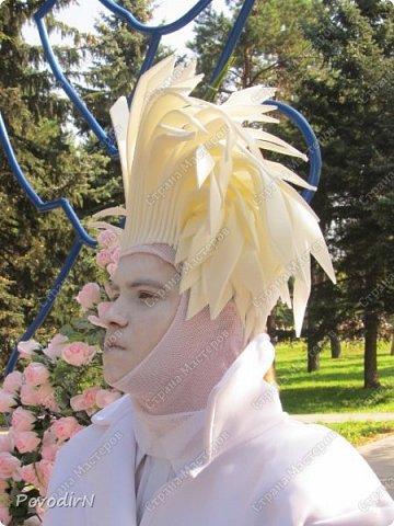 """Вчера, 31 сентября, отмечалось 865-летие города Дмитрова! Нашим Домом культуры было создано несколько образов для аллеи """"оживших статуй"""".  фото 5"""