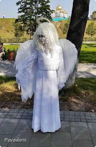 """Вчера, 31 сентября, отмечалось 865-летие города Дмитрова! Нашим Домом культуры было создано несколько образов для аллеи """"оживших статуй"""".  фото 8"""