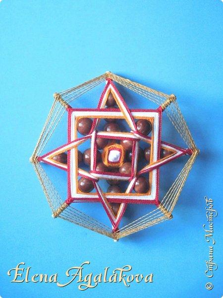 Звезда Лады (она же Звезда Лады-Богородицы, Звезда Руси, Сварогов Квадрат) – достаточно распространенный, как в бытовом орнаменте, так и в обережной символике знак, предназначенный для комплексной защиты человека от негативной энергии.
