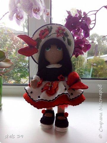 кукла по МК Ольги Архиповой