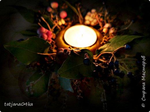 Подсвечники для  сада фото 2